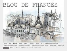 Con estos cinco blogs para las clases de Francés en Secundaria, l@s alumn@s podrán reforzar lo aprendido en gramática, ver vídeos informativos o series, así comopracticar este idioma a través