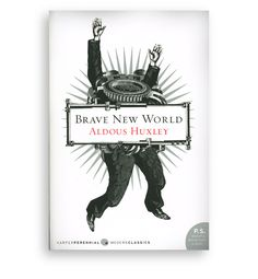 Aldous Huxley / Brave New World - Kulick Design