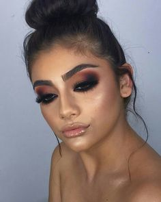 Makeup 101 Cute Makeup Glam Makeup Makeup Dupes Makeup Goals Makeup Trends Makeup Inspo Beauty Makeup Beauty Tips 101 Cute Makeup, Glam Makeup, Simple Makeup, Makeup Inspo, Makeup Inspiration, Beauty Makeup, Makeup Looks, Hair Makeup, Casual Makeup
