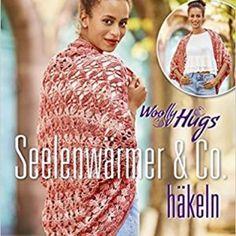 64xx Seelenwärmer Gehäkelt Veronika Hug, Crochet Hats, Wool, Nice Thoughts, Tunisian Crochet, Step By Step Instructions, Group, Book, Handarbeit