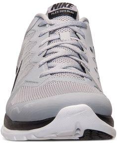 wholesale dealer 5ebf9 b0407 Nike Men s Flex Run 2015 Running Sneakers from Finish Line Men - Finish  Line Athletic Shoes - Macy s