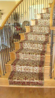 28 Best Nejad Oriental Rugs Stair Runner Installations Www