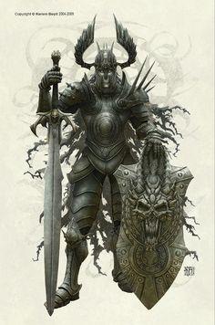 http://wp.kaiak.tw/wp-content/uploads/2009/10/Dark_Knight_by_kerembeyit-thumb.jpg