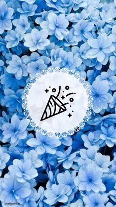 #instagram #destaquesparainstagram #moments #highlights #highlightsinstagram #higlightsicon Instagram Background, Blue Highlights, Insta Icon, Blue Birthday, Instagram Story Template, Instagram Highlight Icons, Cute Wallpapers, Blue Flowers, Instagram Feed