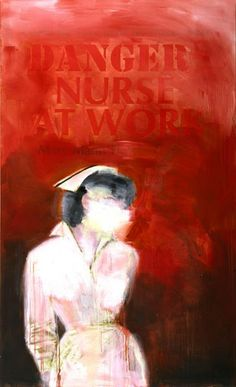 richard prince paintings | Danger Nurse at Work (8 of 10)