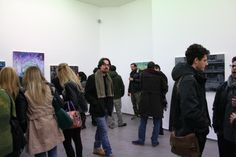 Gianluca Capozzi Maleventum Saturday 19th April 2014 GiaMaArt studio Contemporary art center