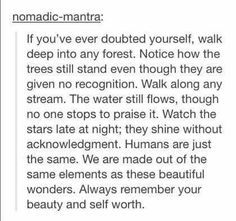 Always remember your beauty and self worth Pretty Words, Beautiful Words, Quotes To Live By, Me Quotes, Qoutes, Collateral Beauty, Life Advice, Poetry Quotes, Self Help