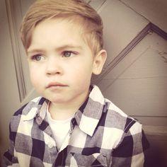 Cute haircut for Jesse. Cute Boys Haircuts, Boy Haircuts Short, Little Boy Hairstyles, Toddler Boy Haircuts, Haircuts For Men, Hipster Haircuts, Hipster Toddler, First Haircut, Haircut Men