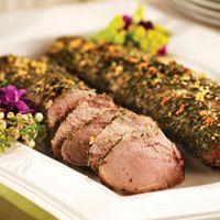Oven-Roasted Herbs de Provence Pork Loin #HEBHolidayMeal