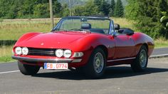 Fiat Dino Spider Cabrio