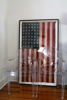 NEVER FORGET - American Flag by most lovely things, via Flickr