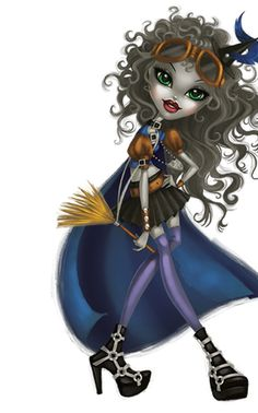 bratzillaz coloring pages online - photo#45