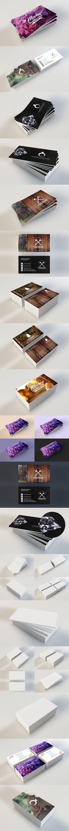 Bussiness Card Mockup Vol 1