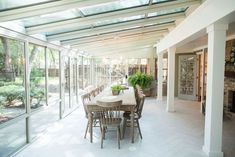 Episode 03 – The House in the Woods – Magnolia Market - Awesome screened patio Chip Gaines, Magnolia Market, Magnolia Homes, Screened In Porch, Porch Swing, Pergola Swing, Front Porch, Joanna Gaines, Outdoor Spaces