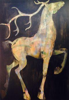 Deerhorse 140 x 200 Verkocht
