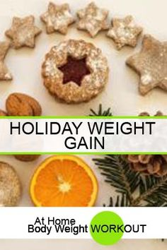 Holiday Weight Gain - At Home Body Weight Workout Start Losing Weight, Reduce Weight, Weight Gain, Improve Mental Health, Good Mental Health, Home Body Weight Workout, Basil Health Benefits, Health And Wellness, Health Fitness