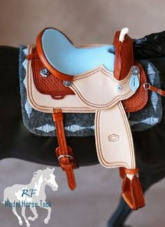The most vital role of equestrian apparel is for security Although horses can be educated they can be unforeseeable … Western Horse Tack, Horse Barns, Western Saddles, Horse Stalls, Miniature Horse Tack, Barrel Saddle, Saddle Rack, Barbie Horse, Bryer Horses