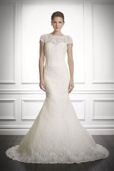 Carolina Herrera Fall 2013 Bridal Collection - The Jenny Gown