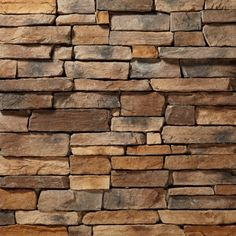 Category: Ledge Stone Style: Southern Ledge Stone Color: Mississippi