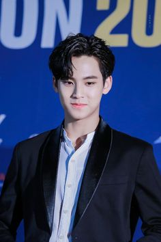 Y'all really turned Mingyu into a ghost, huh?
