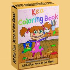 Download Kids Free Color Mixing Game Kea Coloring Book