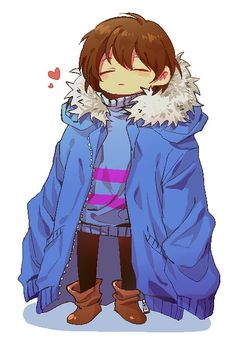 This pic of Frisk is the best 1,000th pin