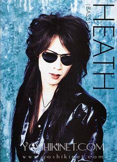 Heath. X Japan ;)