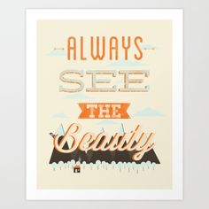 Always See The Beauty