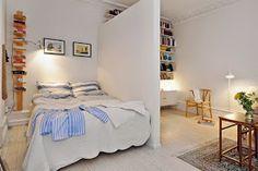 [Decotips] Cómo dividir ambientes en un dormitorio abierto