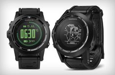 Garmin Tactix GPS Watch. Probably the best one out there. See more at jebiga.com…