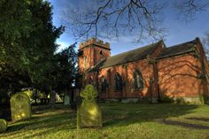 St Matthew's Church, Burntwood by Dave Carter · 365 Project