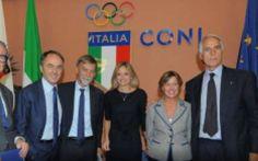 Investire nello Sport, investimento anticiclico #coni #malagò #istat #sport