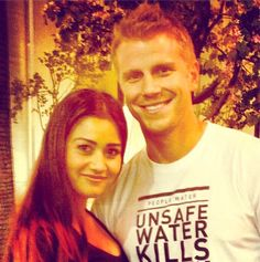Sean Lowe's Cute New Pic With 'Sexy Lady' Catherine Giudici