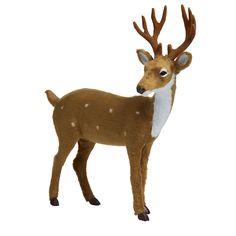 Wilko Festive Deer Ornament