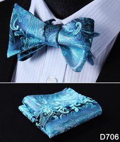 Material: Silk Ties Type: Bow Tie Department Name: Adult Pattern Type: Paisley Gender: Men Style: Fashion Size: One Size Item Type: Ties