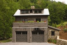 1000 Images About Wood Carriage House Garage Doors On