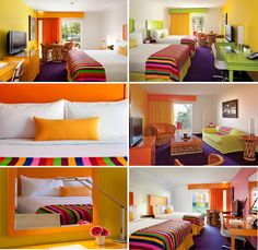 The Colorful Hotel Saguaro | Live Colorful