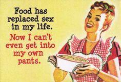HA!...Yea that's my excuse too ;)