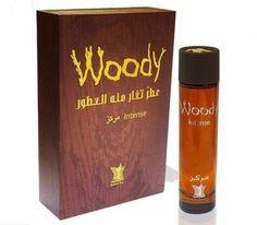 Woody Intense   Вуди Интенс (100 мл) от Arabian Oud (Мужской парфюм) ce2da79d10a46