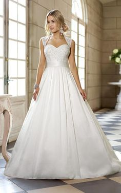 Stella York wedding gowns - Stella York 5705. Party Dress Express. 657 Quarry Street, Fall River, Ma 02723.