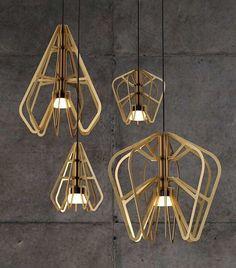 """Exo Series by Rowan Turnham! ! #lighting #lightingdesign #design…"""""""