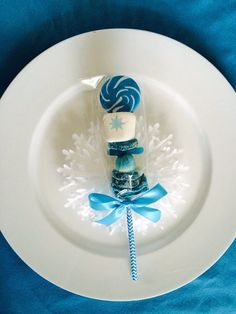 6 frozen inspired Candy Cabob skewer by CandyWithATwist on Etsy