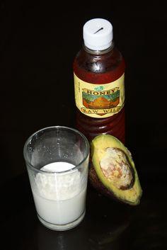 wikiHow to Make an Avocado Mask -- via wikiHow.com