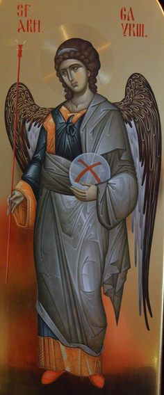 Orthodox Icons, Colorful Backgrounds, Culture, Movie Posters, Painting, Art, Angels, Craft Art, Film Poster