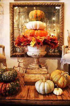 Autumn calling!  Bella Corona