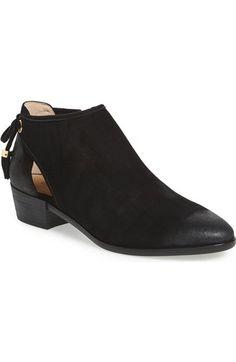 MICHAEL MICHAEL KORS 'Jennings' Cutout Bootie (Women). #michaelmichaelkors #shoes #boots