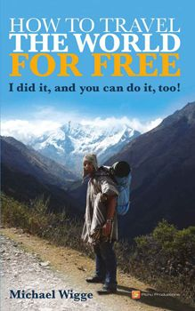 Image result for how to travel the world for free book