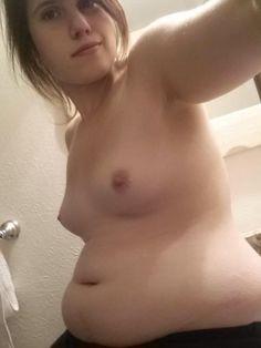 Chubby girls small boobs
