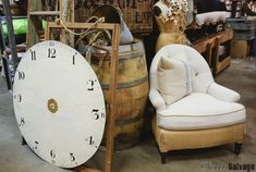 Comfort and Joy Sweet Salvage Comfort And Joy, Retail Therapy, Armchair, Sweet, Furniture, Home Decor, Sofa Chair, Candy, Single Sofa
