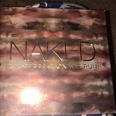 lte urban decay on the run palette bnib no trades please dont ask to trade all offers on offers box limited edition bnib Urban Decay Makeup Eyeshadow